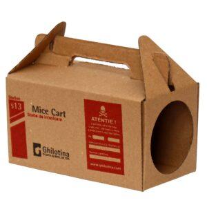 Ghilotina s13 Mice Cart Bait Station