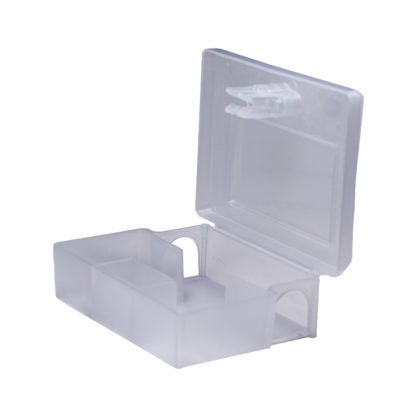 Ghilotina s12.5 Mice Station Transparent Bait Stations