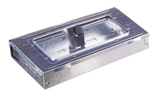 Ghilotina t27 Twin Cat Bait Station