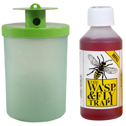 Ghilotina t18 Wastec + WaspPRO Bait Station