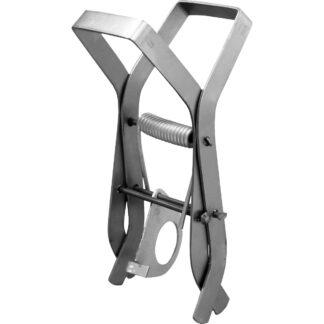 Scissors-mole-trap